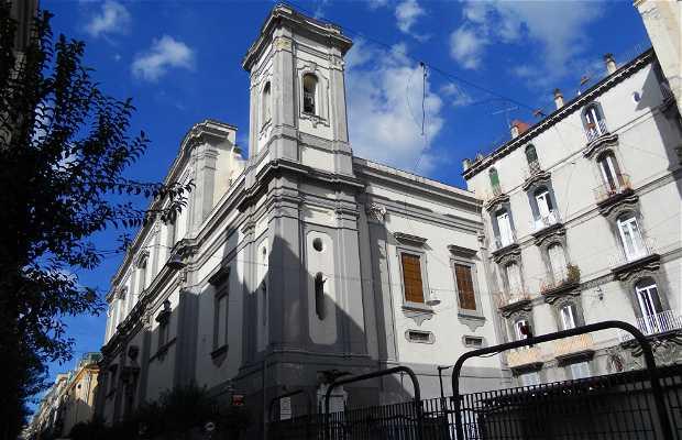 Iglesia de San Severo al Pendino