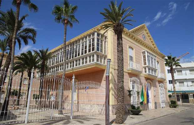 Casa de los Fuentes - Ayuntamiento de Carboneras