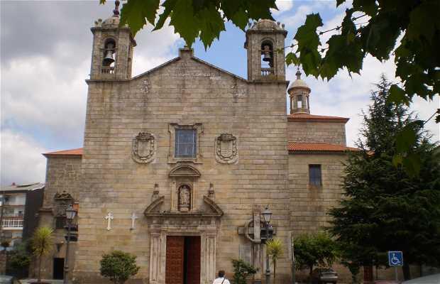 Iglesia de Santa Eulalia de Arealonga
