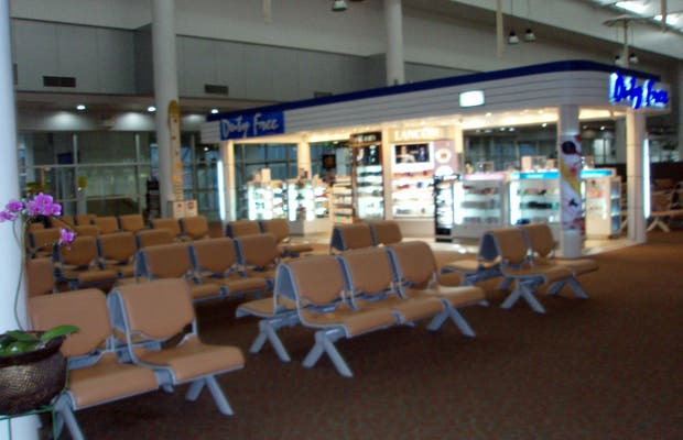 Aeroporto Internacional de Chiang Mai
