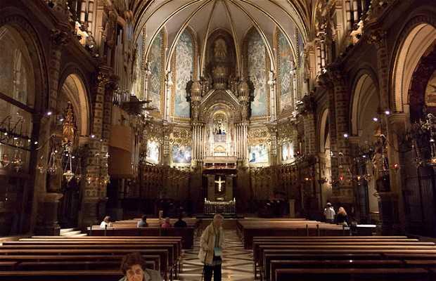 A Basílica de Montserrat