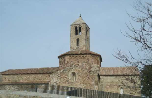 Conjunto monumental de las iglesias de Sant Pere