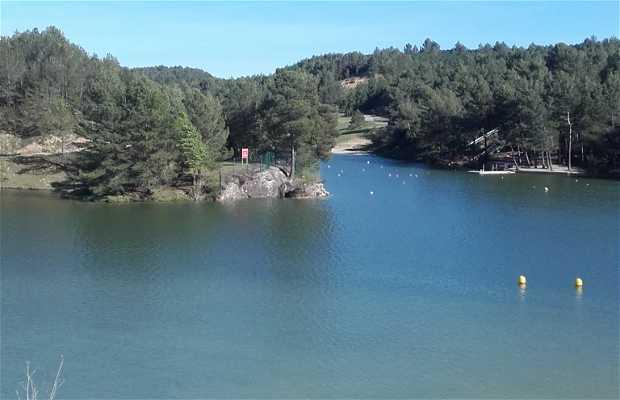 El Lago de Cavayére