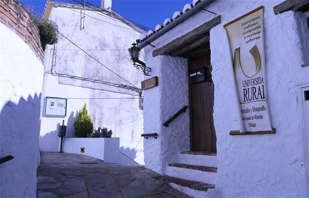 Universidad Rural Paulo Freire, Serranía de Ronda
