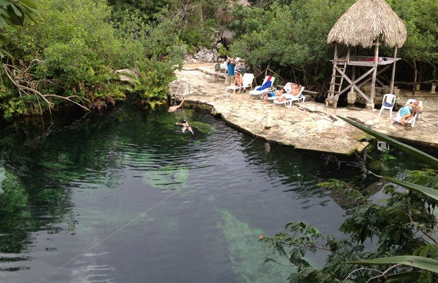 Crystalline Cenote