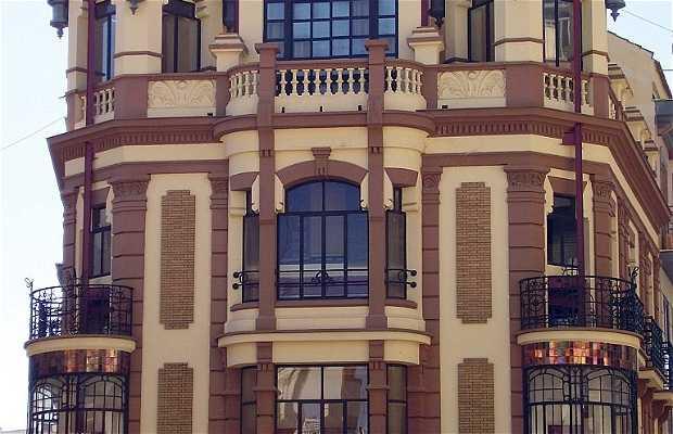 Casa del Millon a Huelva