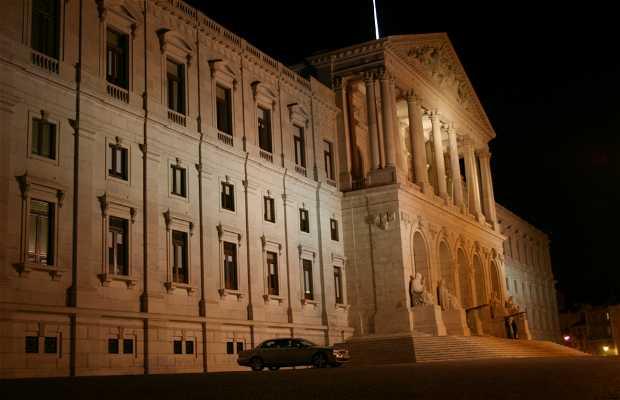 Palace of São Bento
