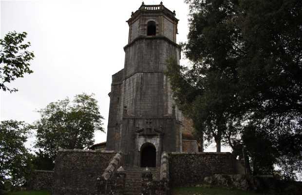 Iglesia de Santa María Magdalena de Rucandio