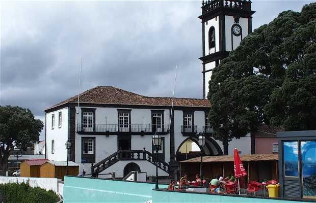 Ribeira Grande casco histórico