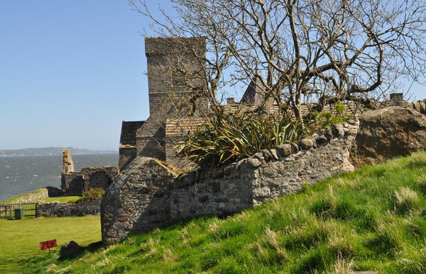 Abadía e Isla de Inchcolm