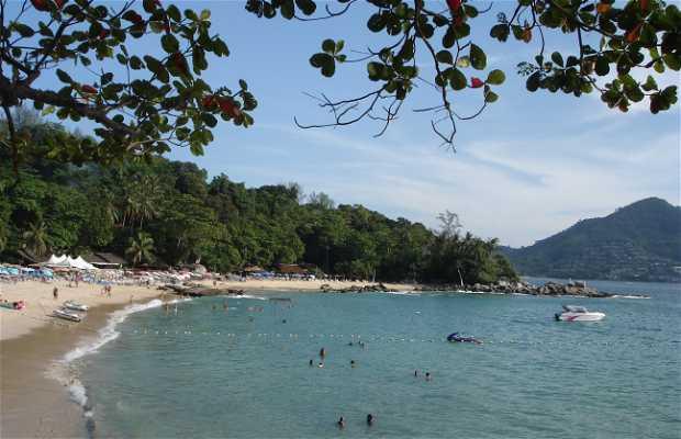 Praia Laem Sing