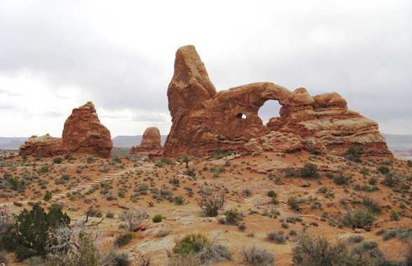 The Windows di Moab