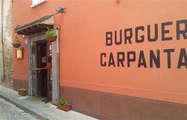 Burguer Carpanta
