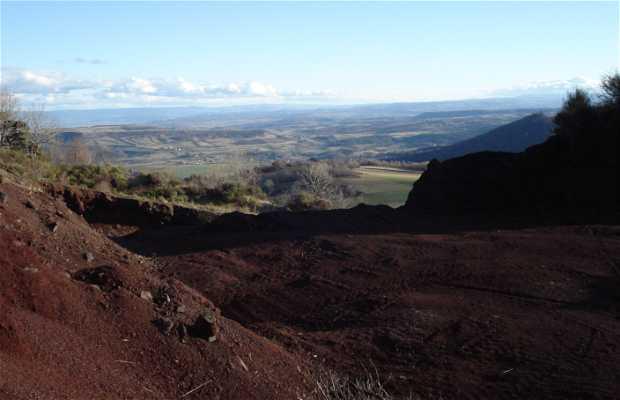 Pouzzolane del Volcan