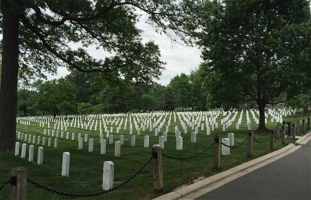 John F. Kennedy Grave Site