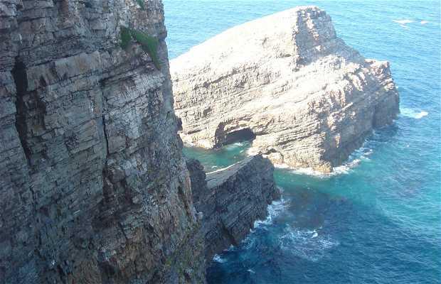 Côte de Faro de Vidéo