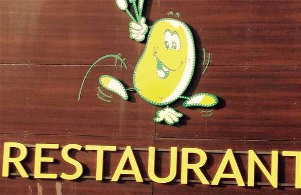 Restaurant la Pataterie - 54300 Moncel Les Lunéville