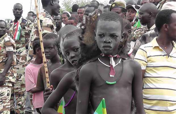 Bandera Day Gambella
