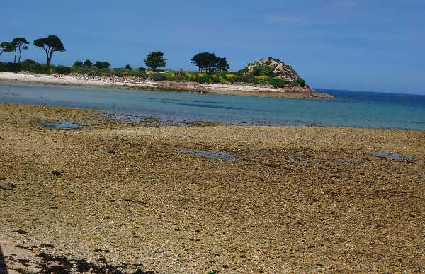 Saint Anne peninsula