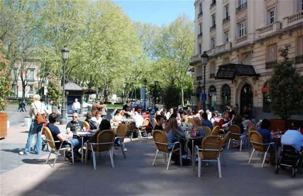 Platería Martínez Square