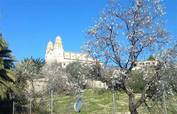 Iglesia Ayuntamiento Calviá