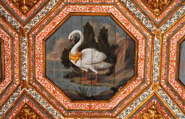 Sala de los Cisnes