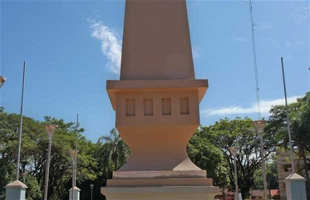 Obelisco de San Martin