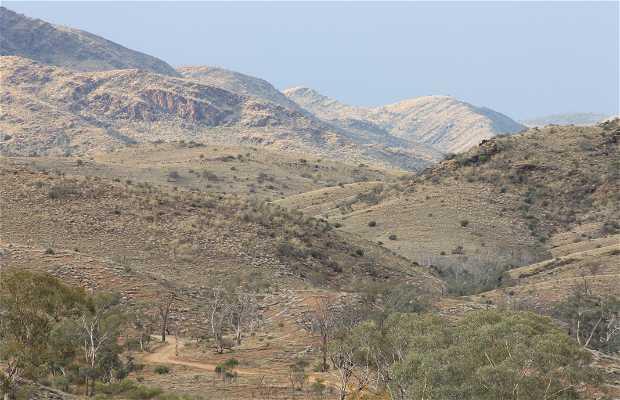 Vulkathunha Gammon Ranges National Park