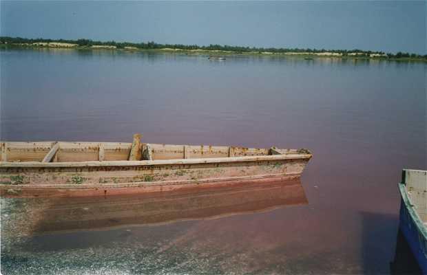 Lago Retba o Lac Rose