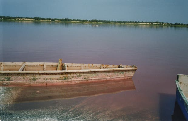 Lake Retba (Lac Rose)