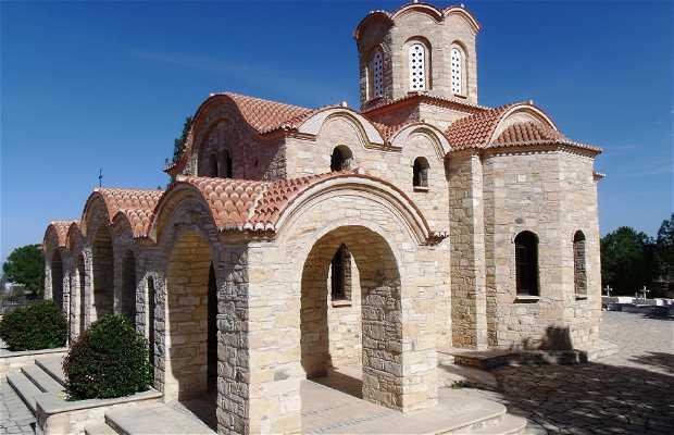 Iglesia nueva del Monasterio de Agios Irakleidios