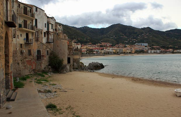 Old Port in Cefalù