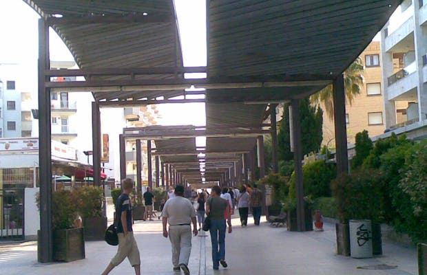 Street Zaragoza