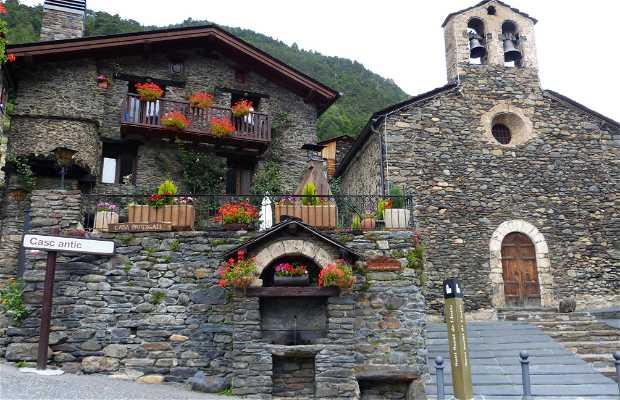 Iglesia Sant Serni de Llorts