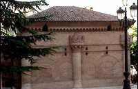 Chapelle de Luis de Lucena