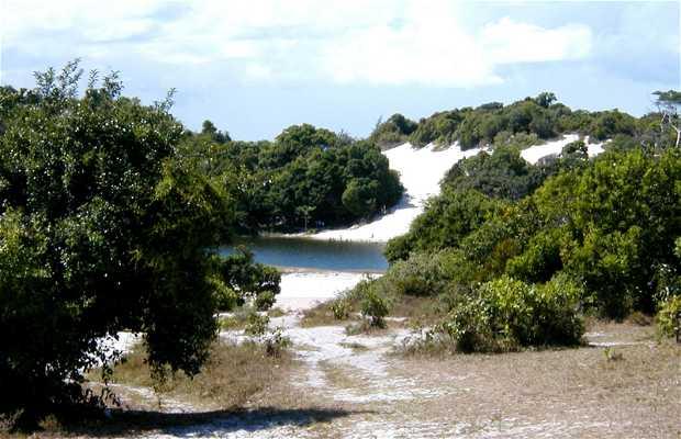 Abaeté Lake