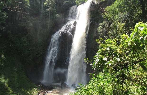 Cachoeira Salto do Pantano