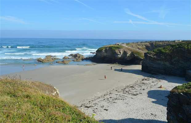 Os Castros Beach