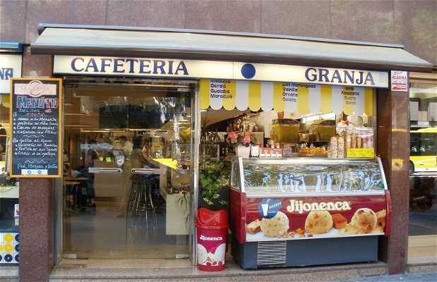 "Granja ""la Catalana"""