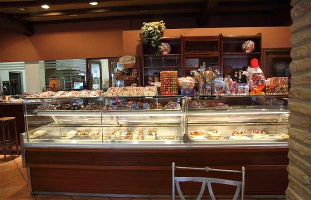 Boulangerie cafétéria Vidaurre