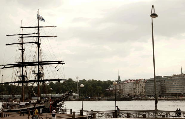 Puerto Sud Helsinki