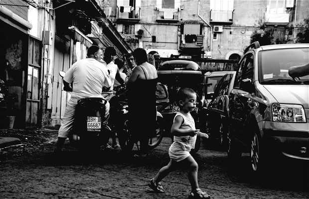 Ruas de Nápoles