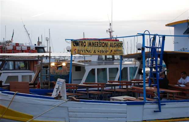 Giro in barca per Alghero
