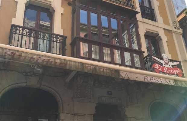 Restaurant El antiguo