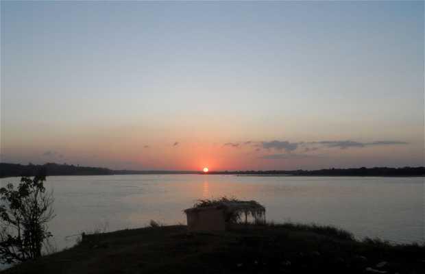 Confluência dos Rios Tocantins e Itacaiúnas