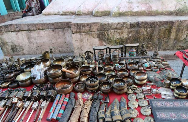 Mercado de Swayanbhunaht