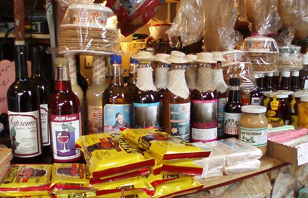 Ristorante Cafetin Mercado Artesanal