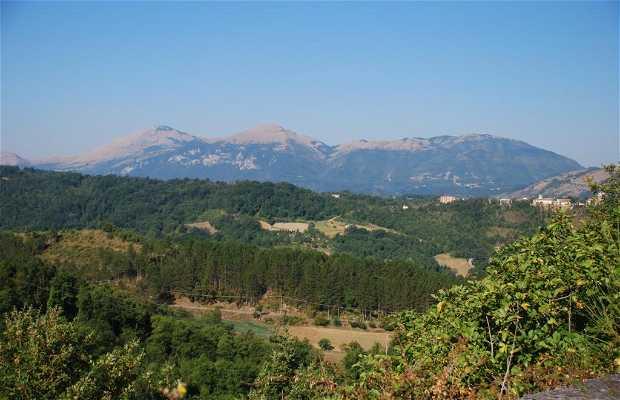 Parque Nacional del Pollino