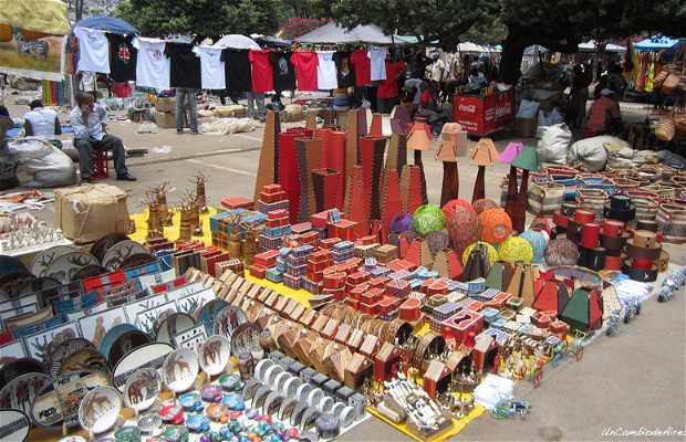 Mercado Masai