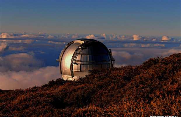 Roque Los Muchachos Observatory